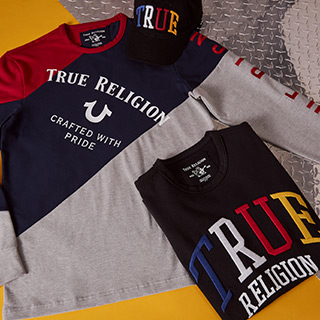 05a1b9f1 Designer Jeans & Clothing | Free Shipping at True Religion