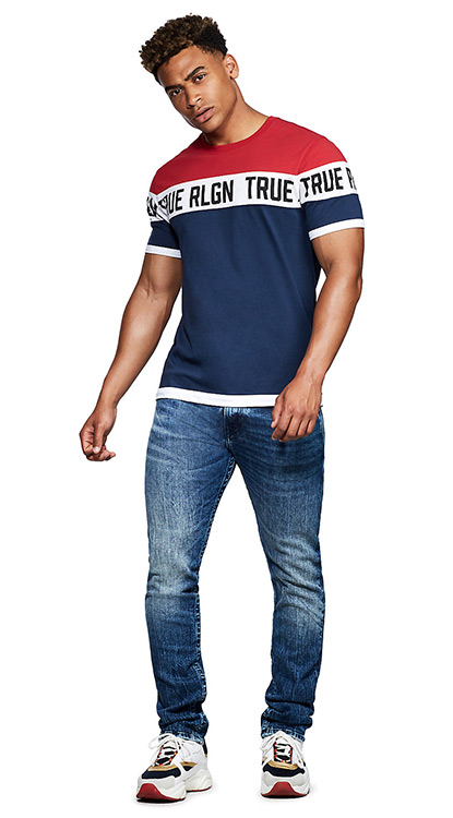 7a7a582ef8420 Designer Jeans & Clothing | Free Shipping at True Religion