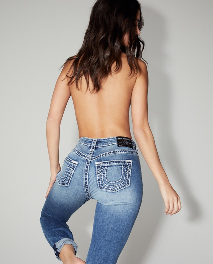 Here's The Skinny. Refine your everyday style with our slimmest denim fit.