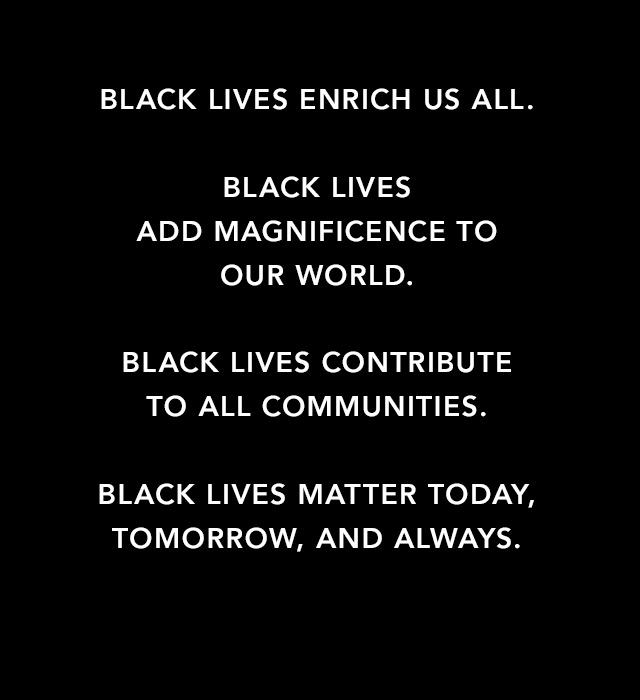 View Black Lives Matter Resources