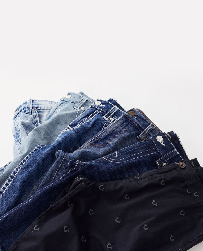 Summer Official Denim. It's finally here. Time to stock up on shorts.