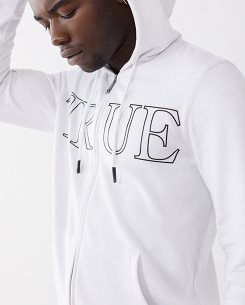 Top it off. The cool & comfy hoodies your closet needs right now.