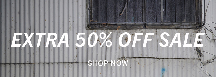 Extra 50% Off Sale.