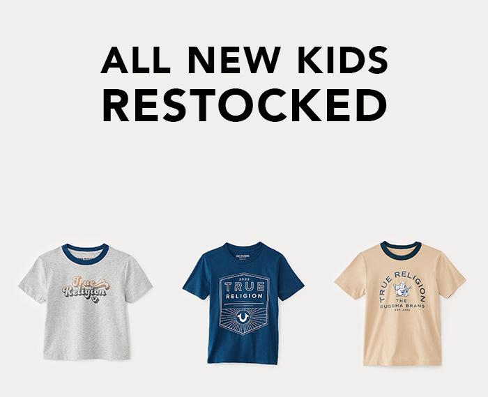 All New Kids Restocked.