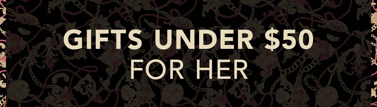 Gifts Under 50 - For Her