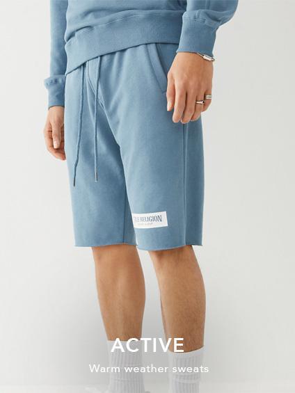 Mens Active Shorts.