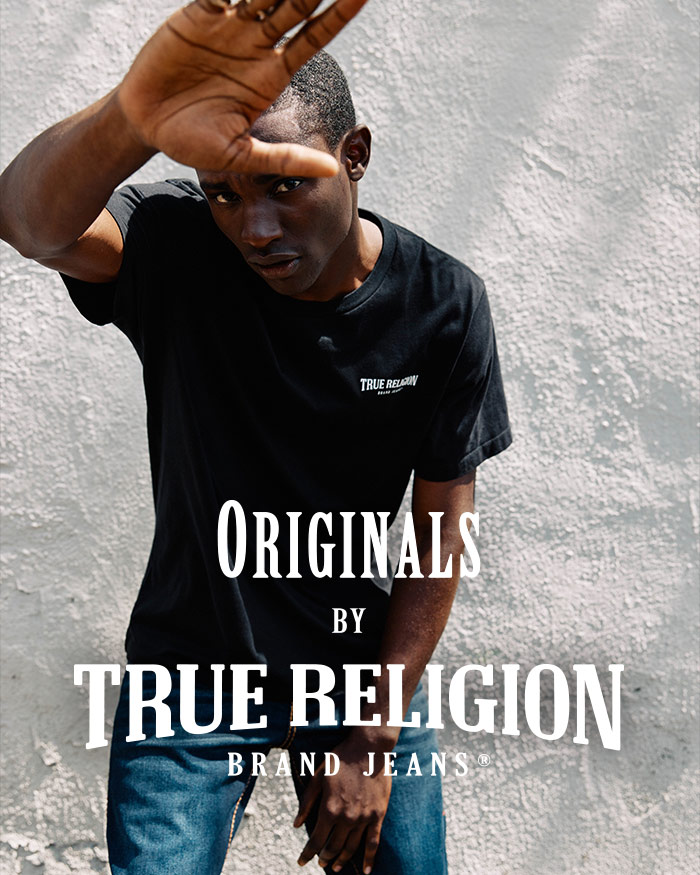 Originals by True Religion Brand Jeans.