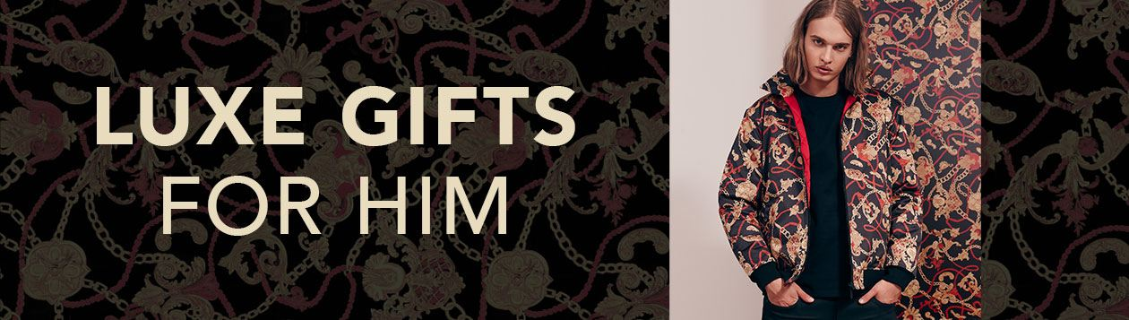Luxe Gifts - For Him