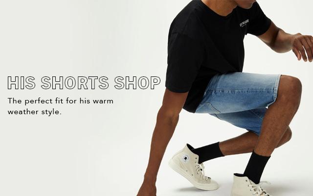 His Shorts Shop