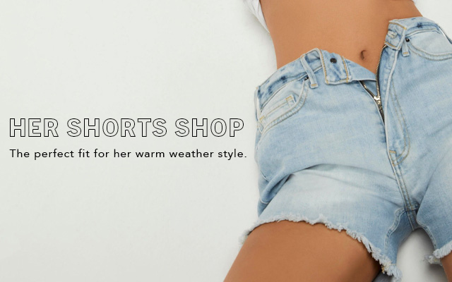 Her Shorts Shop