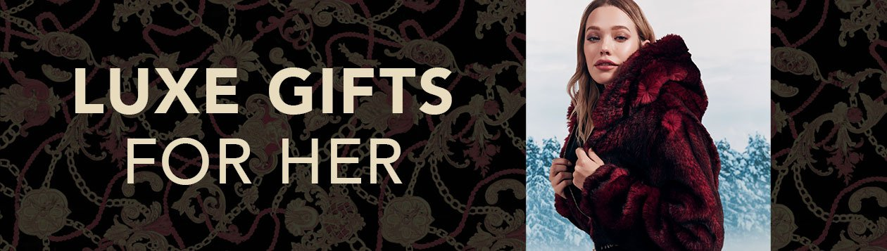 Luxe Gifts - For Her