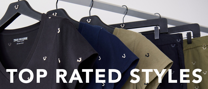 Top Rated Styles