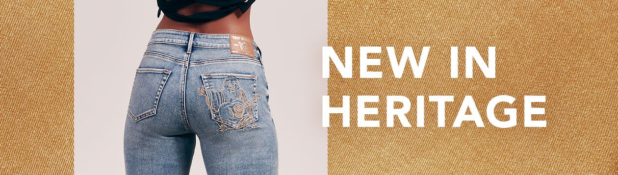 Womens New In Heritage